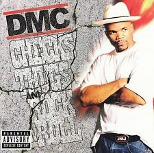 CD & DVD - DMC - CHECKS THUGS AND ROCK N ROLL!! PA VERSION!!  NR!!