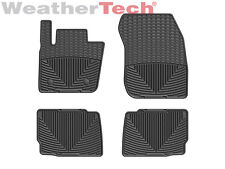 WeatherTech All-Weather Floor Mats for Lincoln MKZ - 2013-2016 - Black