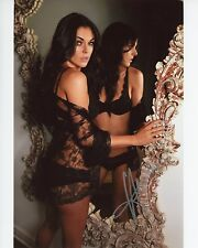 Pretty Serinda Swan Signed 8x10 Tron Smallville Graceland Exact Proof