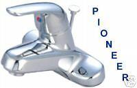 PIONEER SINGLE HANDLE LAVATORY FAUCET MODEL #441300