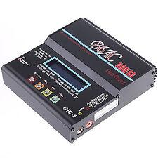 Multi Charger B6AC 80W LiPo/Li-Ion/LiFe/NiMH/Nicad/PB Balance Charger & Leads