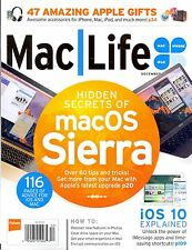 Mac Life Magazine December 2016 Hidden Secrets of macOS Sierra ADVICE iOS MAC