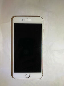 Working Apple iPhone 8 Plus 256GB AT&T Cracked Back Sold As Is