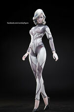 """1/6 Coreplay Toys Fitness Female Body in Pale Light Ver 12"""" Action Figure"""