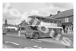 Bus Photograph UNITED AUTOMOBILE SERVICES 5088 HN [L88] '66