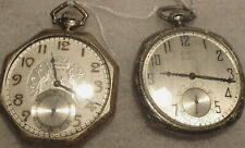 2 running vintage watches, both nice
