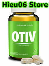 30cap OTIV for brain memory loss, alzheimer, cerebrovascular, ischemia