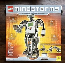 Mindstorms NXT 8527 Lego Robot with BOX Excellent Condition COMPLETE