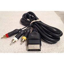 Microsoft OEM Original Xbox Standard AV Cable Very Good Xbox Original 1Z