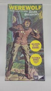 "MPC 758/12 Warewolf From TV Show Dark Shadows Model Kit - Glow In The Dark 8"""