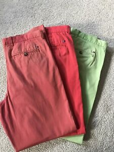 Tommy Hilfiger Trousers 3 Pairs 34/32