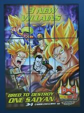 DragonBall Z Super Android 13 Subset Complete M1-M34 Collectible Card Game