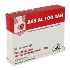 ASS AL 100 TAH Tabl. 100St PZN 03024202