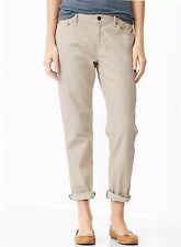 New Gap 1969 Sexy Boyfriend Corduroy Pants Womens 35 R  NWT's Light Rose Color