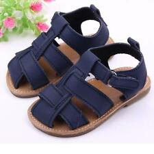 Baby Boys Sandals Toddler Scrub First Walkers Kid Shoes