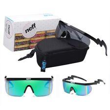 Neff Brodie Riff Raff Sunglasses 2 Piece Lens Gradient New Fashion UV400 Mirror