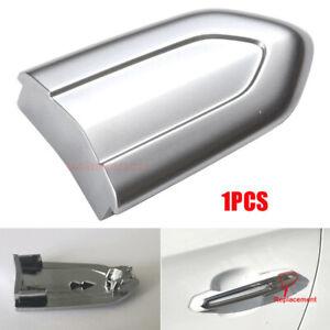 For Cadillac ATS CTS CT6 XTS XT5 Exterior Door Handle Trim Cap Top Silver Cover