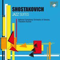 NATIONAL SYMPHONY ORCHESTRA OF UKR KUCHAR - SHOSTAKOVICH: JAZZ SUITES  CD NEW