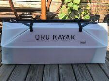 New listing 2020 Oru Inlet Kayak (10 ft foldable)