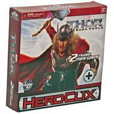 Marvel Heroclix-Thor: The Dark World Mini Juego