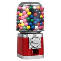Candy Vending Machine Metal Candy Dispenser Machine Gumball Dispenser Piggy Bank