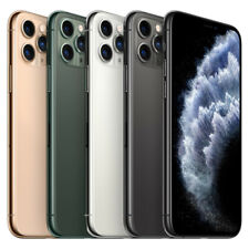 Apple Iphone 11 Pro 256gb For Sale Shop New Used Cell Phones Ebay