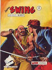 Capt'ain Swing N°231 - Mon Journal Septembre 1985 - BE