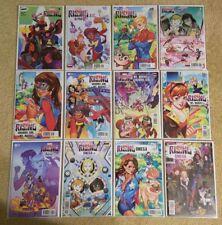 MARVEL RISING Set 12 Comics * #0-1 Alpha Omega Squirrel Girl Ms Marvel Variants