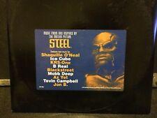 """Steel """" The Motion Picture """" LP * Double LP * Mint Promo"""