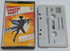 DANCIN PARTY Orig Artists CASSETTE TAPE Pickwick DITTO Germany DTO 10014 B Soul