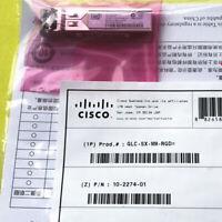 NEW SEALED CISCO GLC-SX-MM-RGD= 1000BASE-SX 850NM SFP