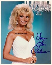 LONI ANDERSON 8X10 AUTHENTIC IN PERSON SIGNED AUTOGRAPH REPRINT PHOTO RP