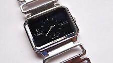 OMEGA De Ville ref; 8272 Solid 925 Silver ''Andrew Grima'' vintage handwinder