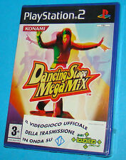 Dancing Stage Megamix Ps2 Digital Bros 4012927025017