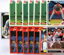 Beau Allred 14 Card Lot