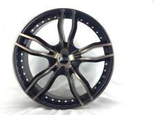 "IN STOCK OX690 20x9.5"" Brown face Alloy Wheels Mag Rim For most 5-studs cars"