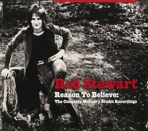 ROD STEWART REASON TO BELIEVE: THE COMPLETE MERCURY STUDIO RECORDINGS 3 CD (New)