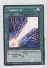 2011 Yu-Gi-Oh! Photon Shockwave #PSHW-EN053 Evo-Karma YuGiOh Card 0a1