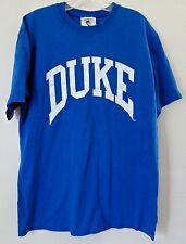 Duke Blue Devils made Exclusive for Duke University Blue T-shirt Size Lg