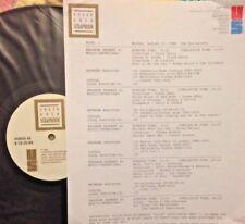 RADIO SHOW: 8/21/89 GUITARISTS! CHUCK BERRY, BO DIDDLEY, DUANE EDDY,JIMI HENDRIX