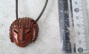 VINTAGE Nagaland  Warrior Head Hunter Necklace