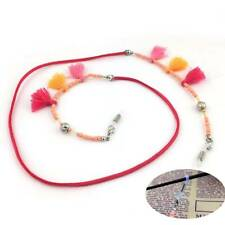 Fashion Non-slip Sunglasses Spectacle Beads Chain Strap Glasses Cord