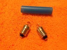Weller 7333 Bulbs Matched Pair D 440 D 550 8100 Dual Headlight Soldering Gun