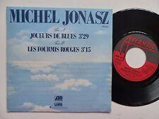 MICHEL JONASZ Joueurs de blues Les fourmis rouges PRO 193 PROMO Discotheque RTL