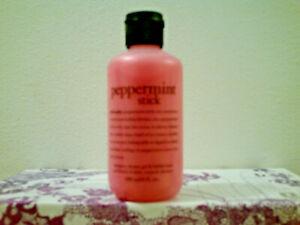 Philosophy Peppermint Stick Shampoo & Shower Gel (6 oz) Brand New & Sealed