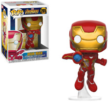Funko Pop Marvel Avengers Infinity War Iron Man Mark 50 #293 4in Vinyl Figure