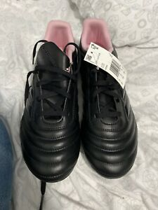 Adidas Copa 19.4 FG Soccer Cleats Women's Size 8.5 Black/Pink NEW w TAGS F97643