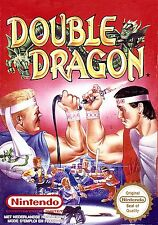 Nintendo Nes double dragon  Game Poster Print A3 This A Poster