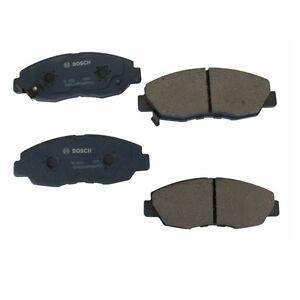 For Honda Accord Civic Insight Front Disc Brake Pad Bosch QuietCast BC465A
