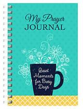 MY PRAYER JOURNAL - BARBOUR PUBLISHING - NEW RECORD BOOK